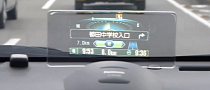 Your Toyota Prius v Can Now Have Head-up Display [Video]