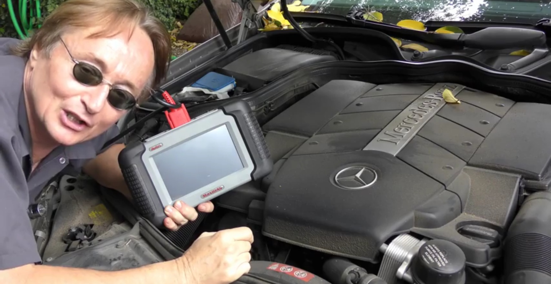 Youtube Mechanic Scotty Kilmer Calls Mercedes Cls A Quot Money