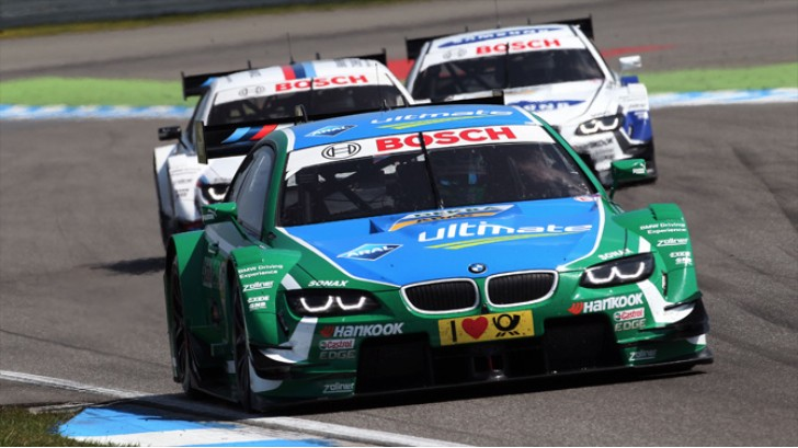 'Ze Germans Are Coming!' BMW Motorsport Heads for Great Britain