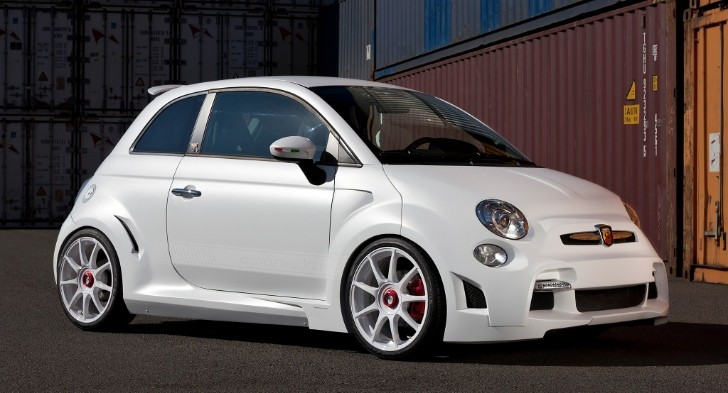 Zender Abarth 500 Corsa Stradale Has 240 HP [Video] [Photo Gallery]