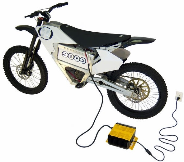 Zero S Electric Supermoto Slated For Spring 2009