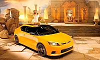 "2012 ""High Voltage"" Scion tC Release Series 7.0"