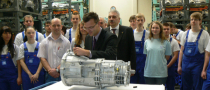 ZF Plant Builds 3 Millionth Transmission for BMW