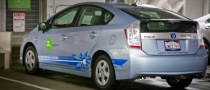 Zipcar and Toyota to Launch Multi-City Introduction of PHEVs