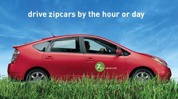 zipcar car sharing program for students autoevolution. Black Bedroom Furniture Sets. Home Design Ideas