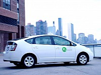 Zipcars begin charity work