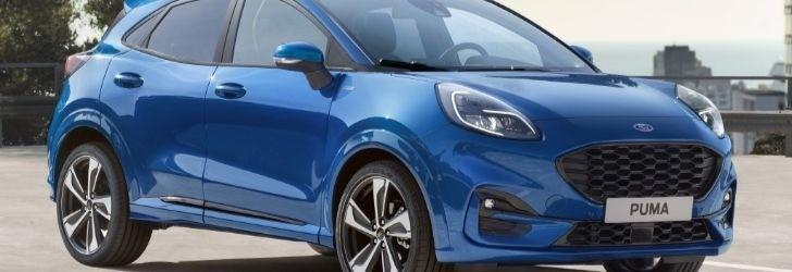 2020 Ford Puma Review Autoevolution