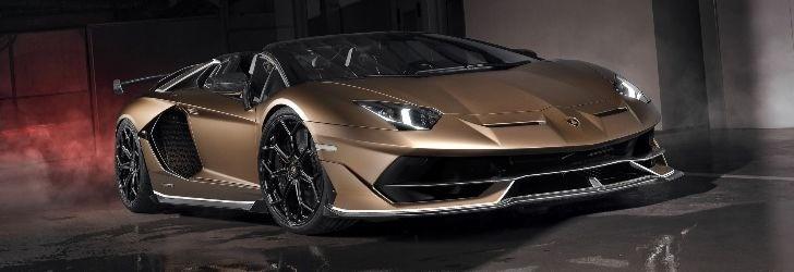 Car In Spanish >> 2020 Lamborghini Aventador SVJ Roadster Review - autoevolution