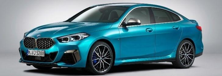 2021 Bmw 2 Series Gran Coupe Review Autoevolution