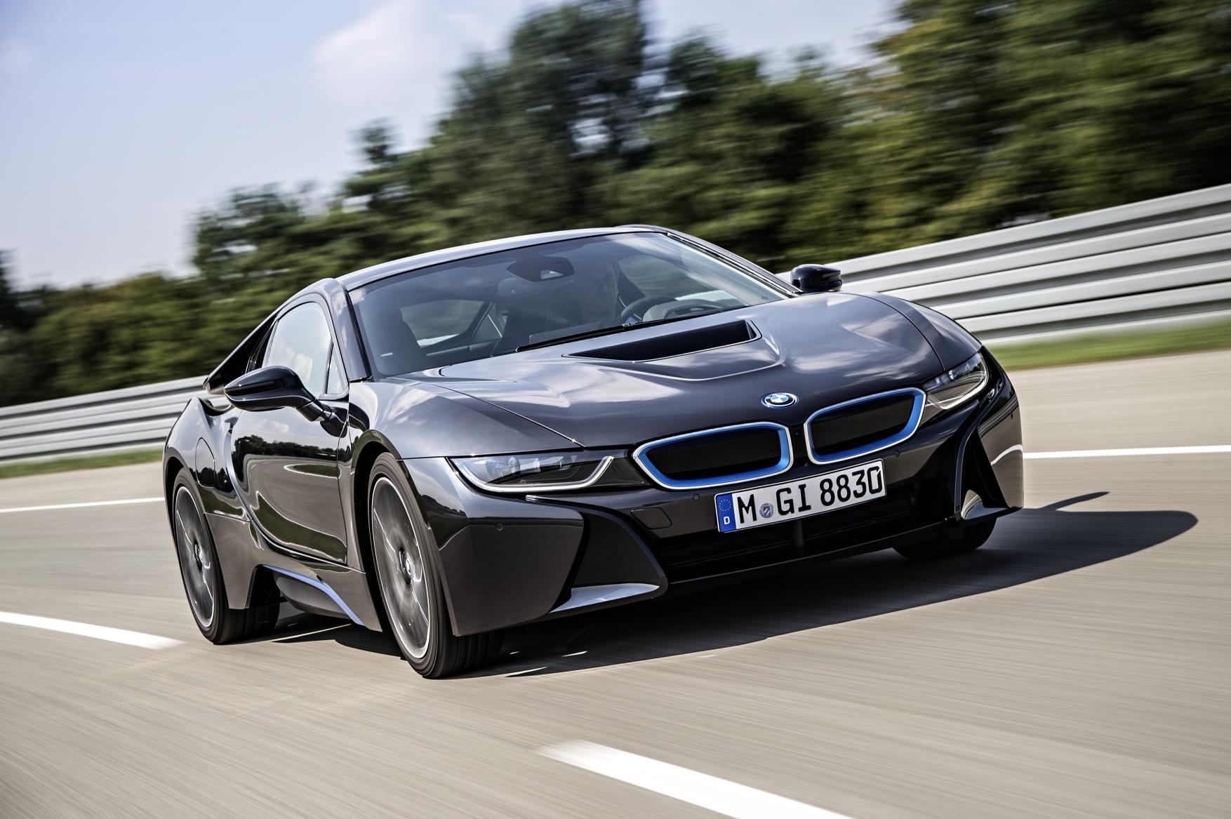 BMW I Review Autoevolution - 2015 bmw i8 coupe price