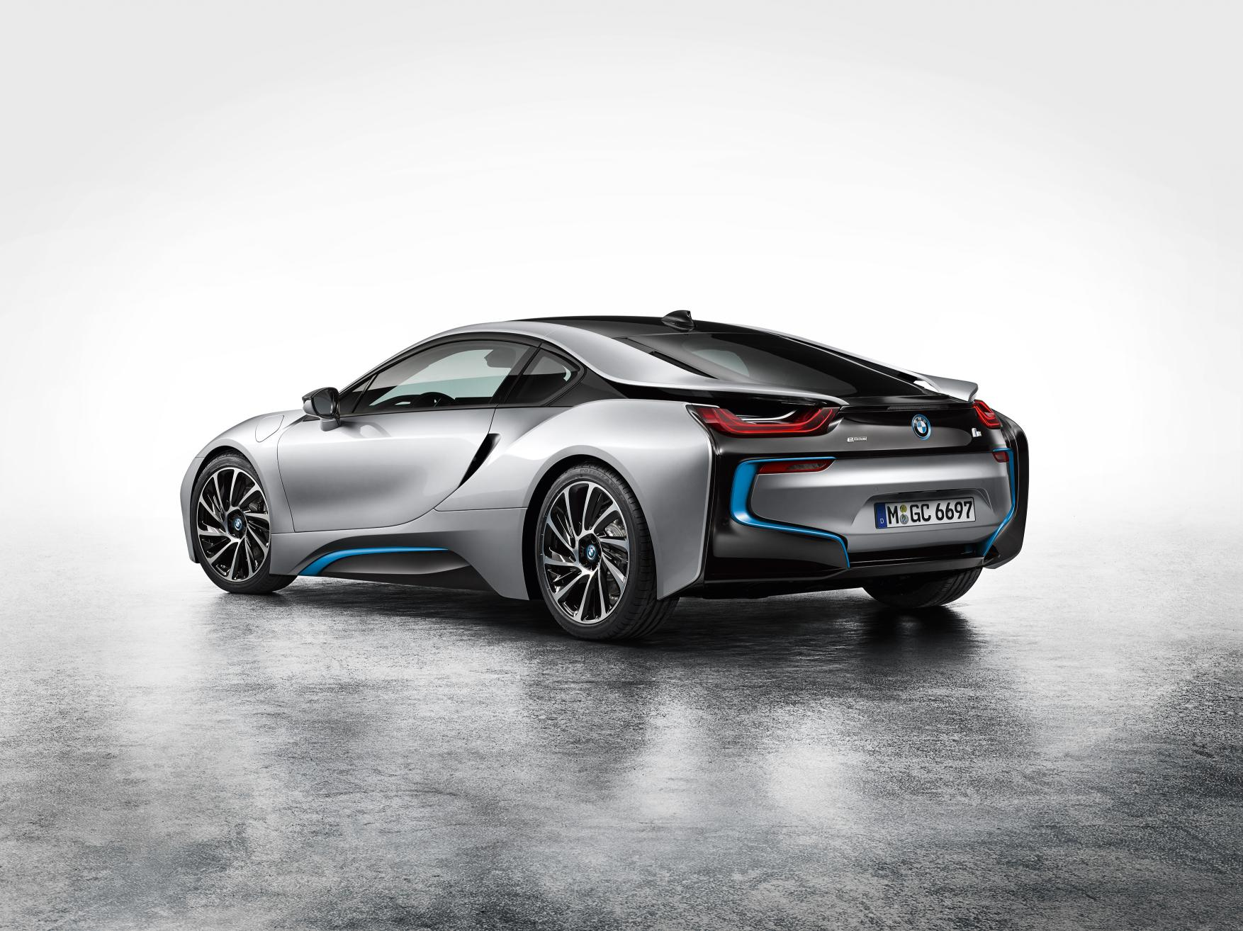 2015 Bmw I8 Review Autoevolution