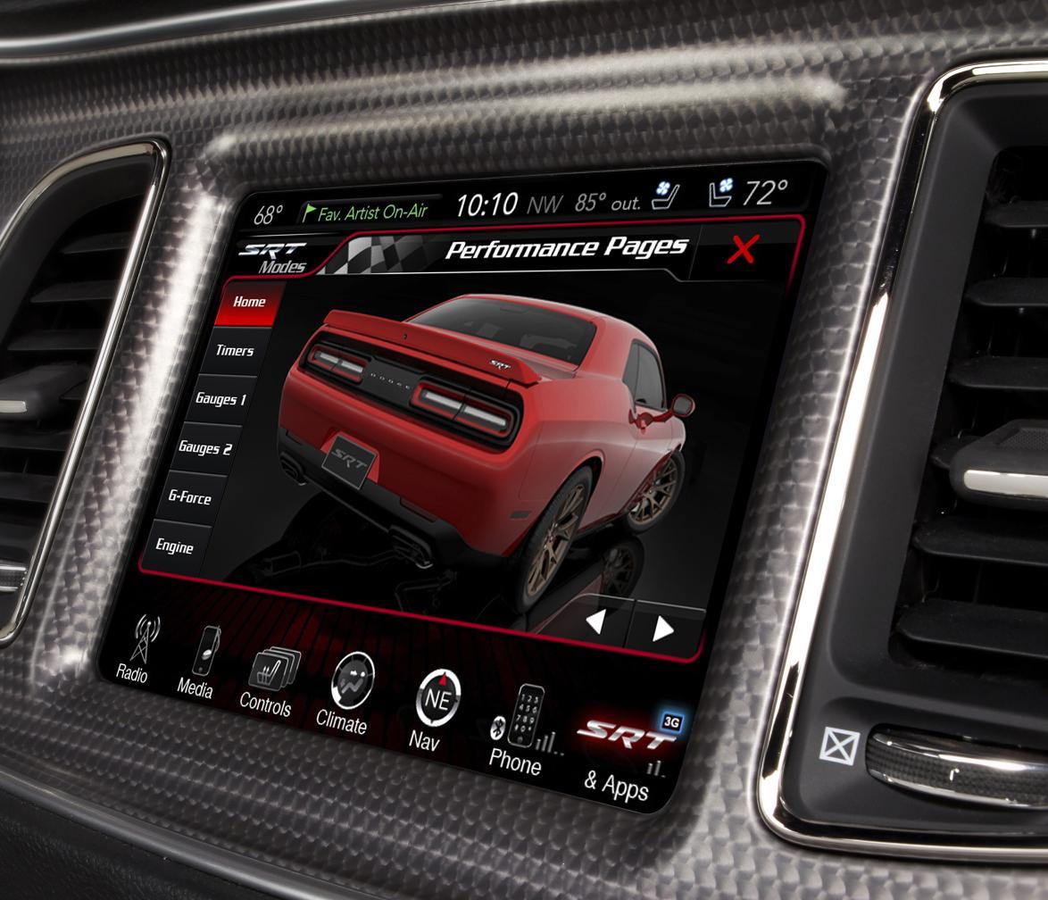 2015 Dodge Challenger Srt Hellcat Review Autoevolution