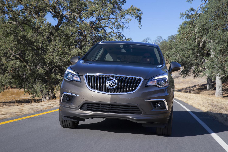 2016 buick envision review autoevolution