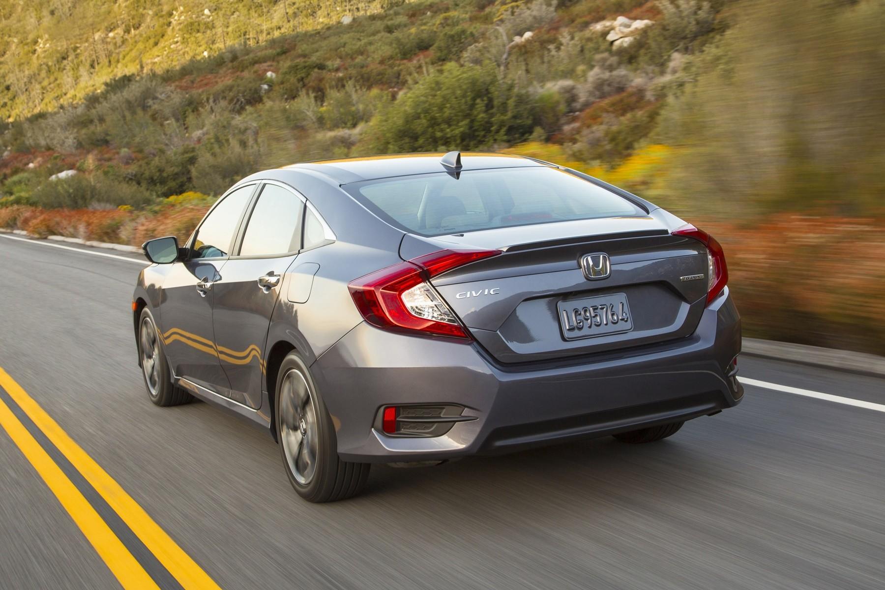2016 Honda Civic Sedan Review - autoevolution