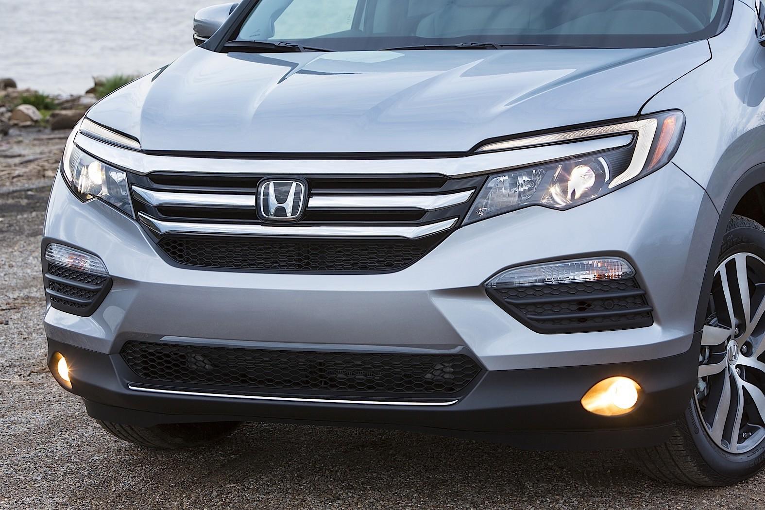 2016 Honda Pilot Review - autoevolution