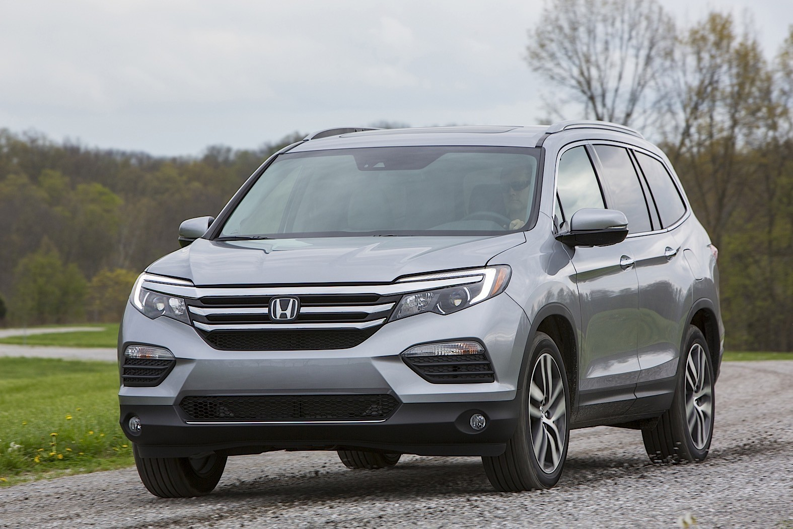 2016 Honda Pilot Review - autoevolution
