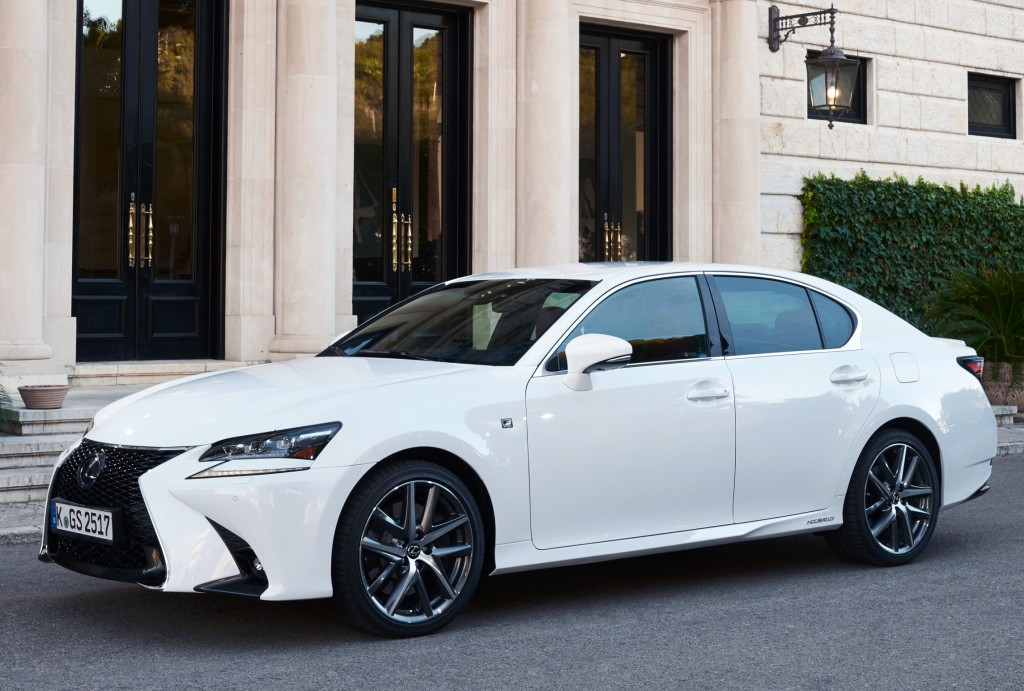 2017 lexus gs review autoevolution. Black Bedroom Furniture Sets. Home Design Ideas
