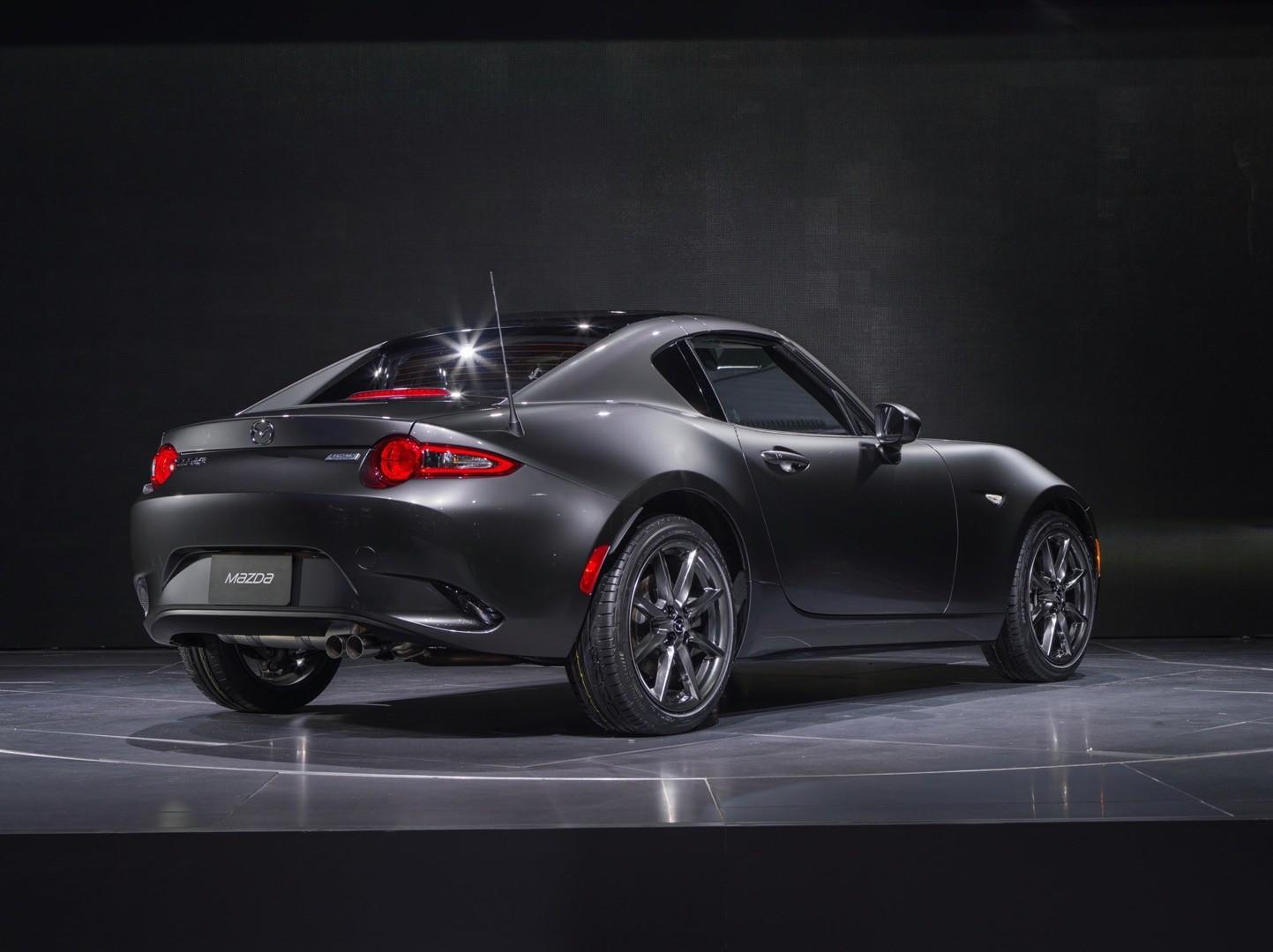 2017 Mazda Mx 5 Rf Review Autoevolution