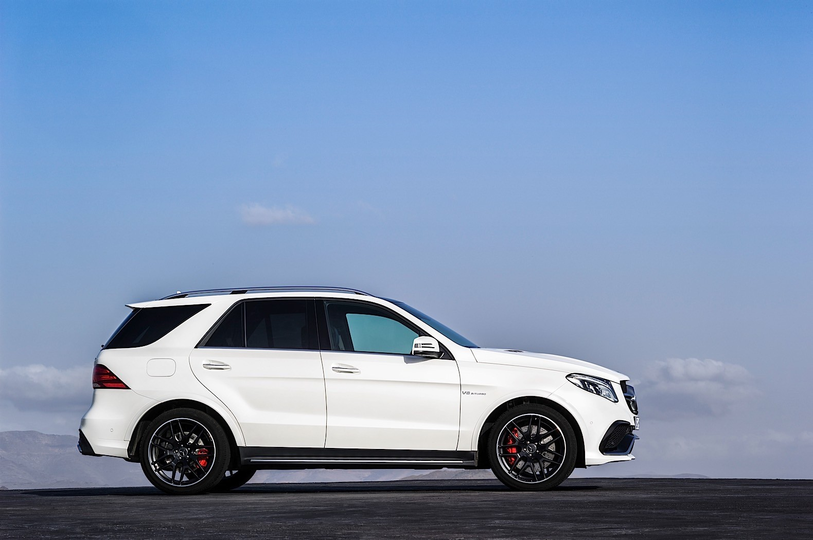 2016 mercedes benz gle review autoevolution for Mercedes benz name origin