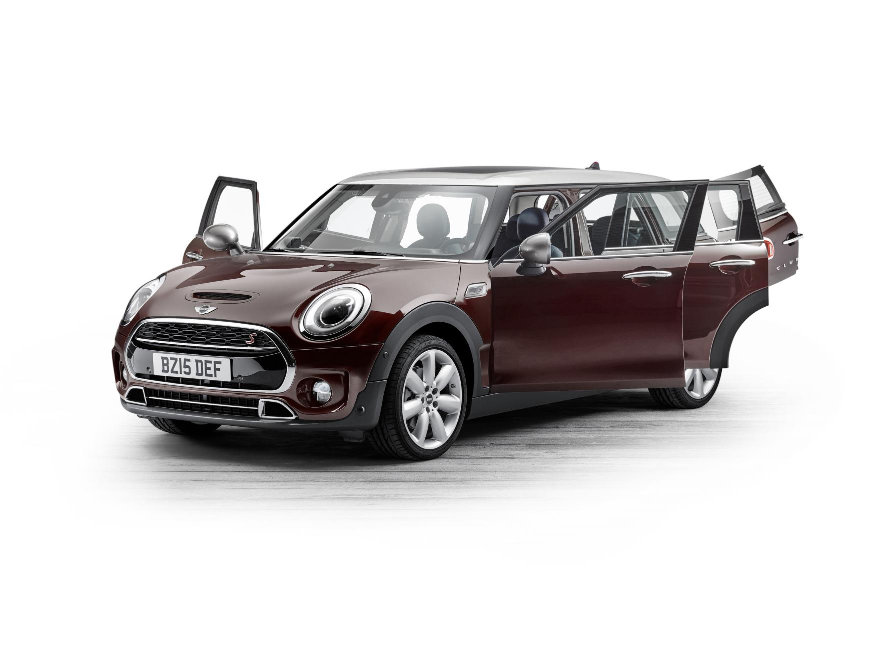 2016 mini clubman review autoevolution. Black Bedroom Furniture Sets. Home Design Ideas