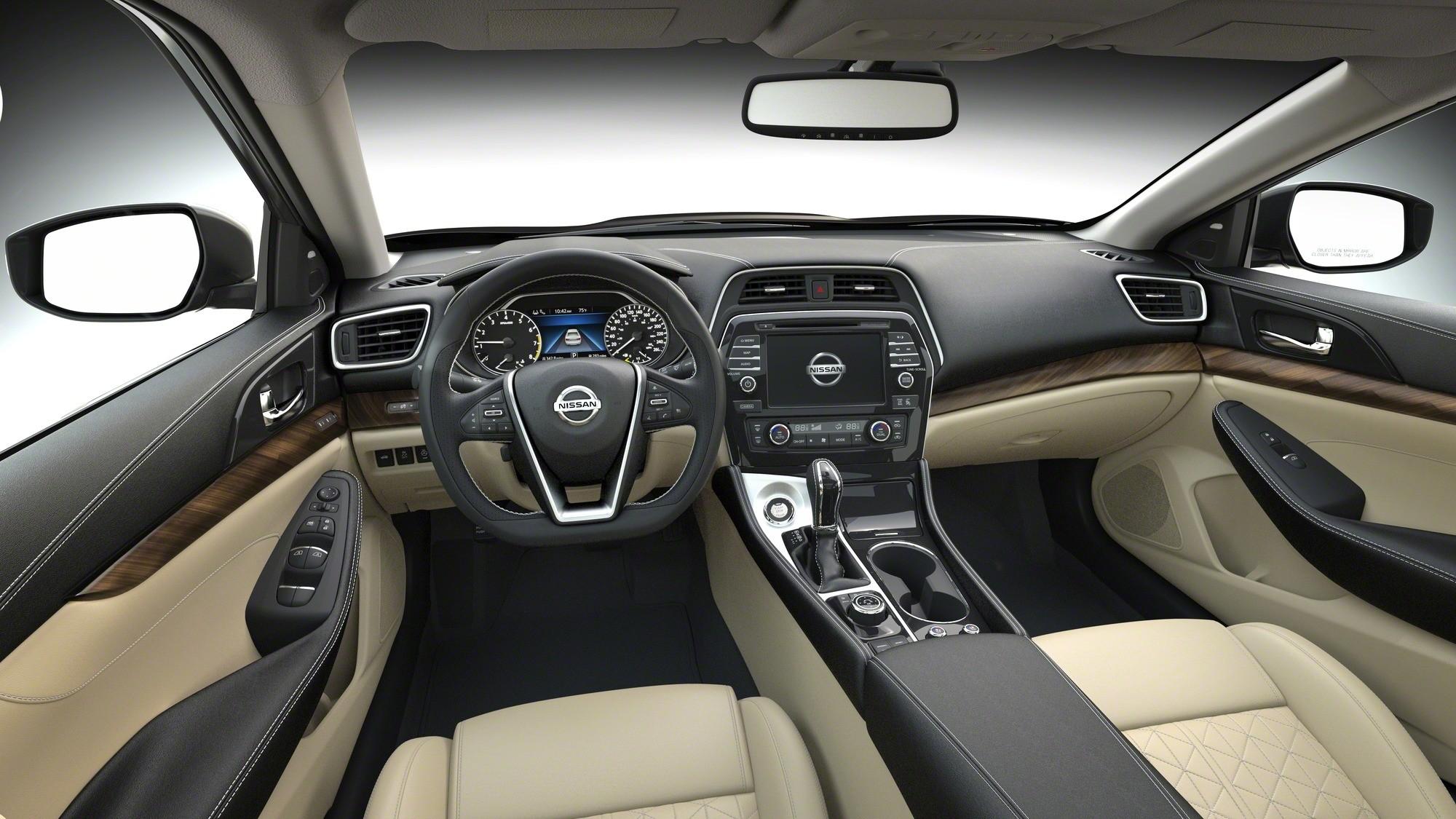 2016 Nissan Maxima Review - autoevolution