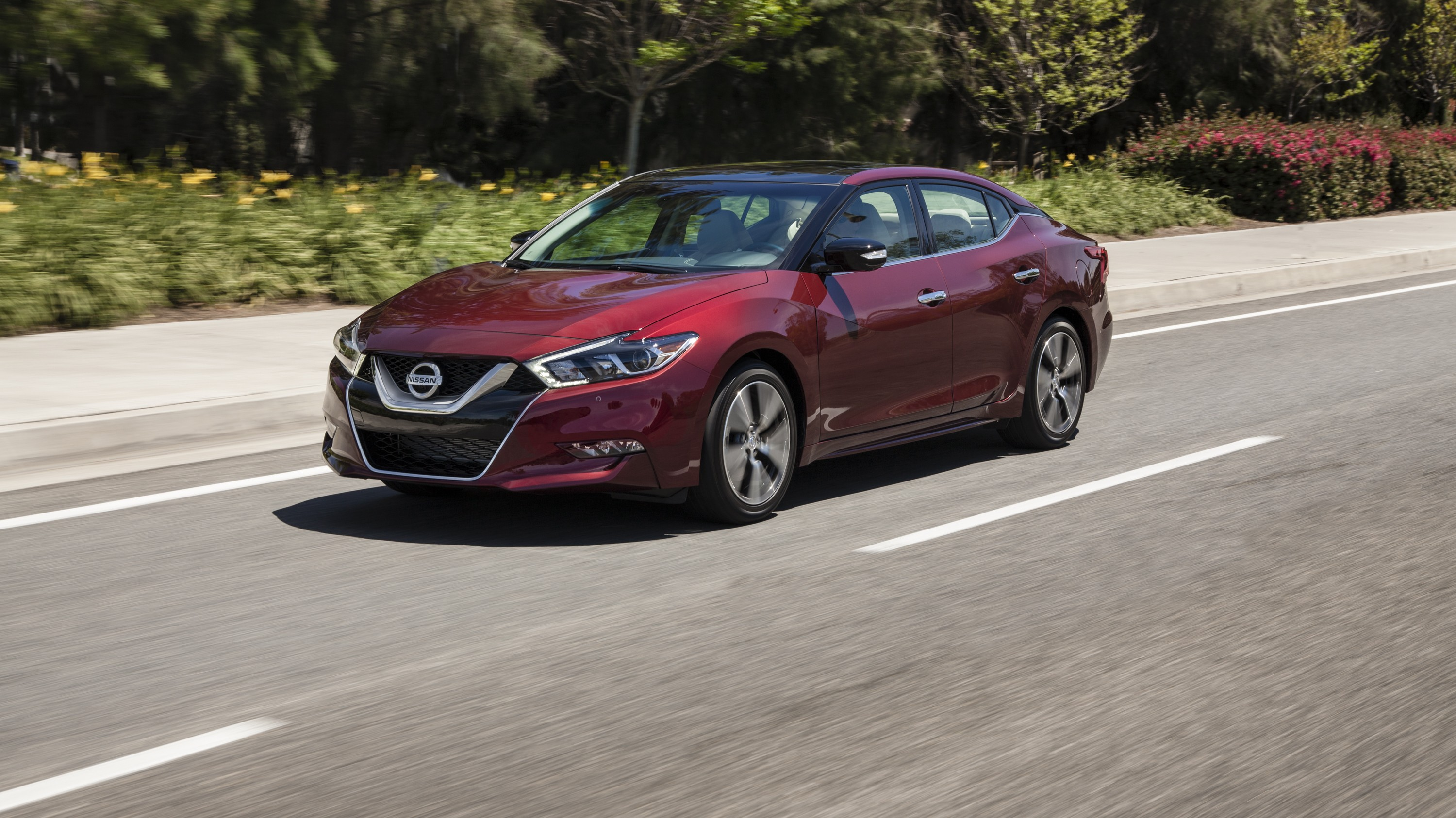 Creative 2016 Nissan Maxima Review  Autoevolution