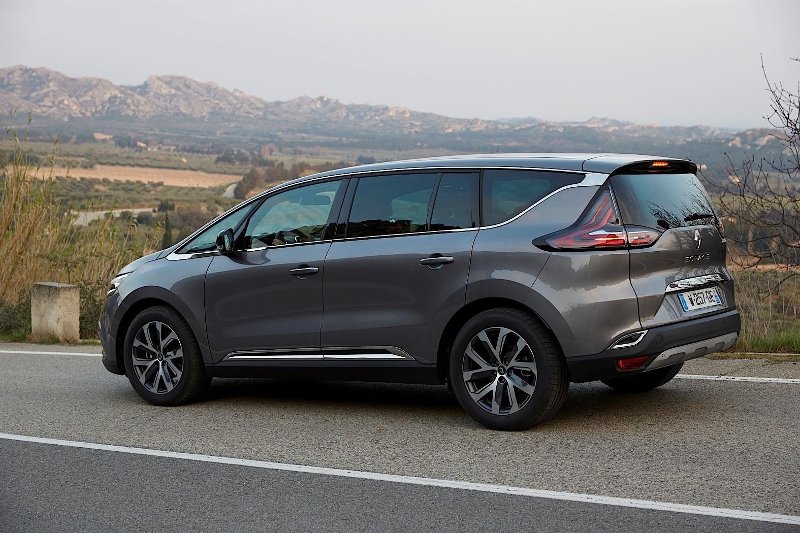 2016 Renault Espace Review - autoevolution