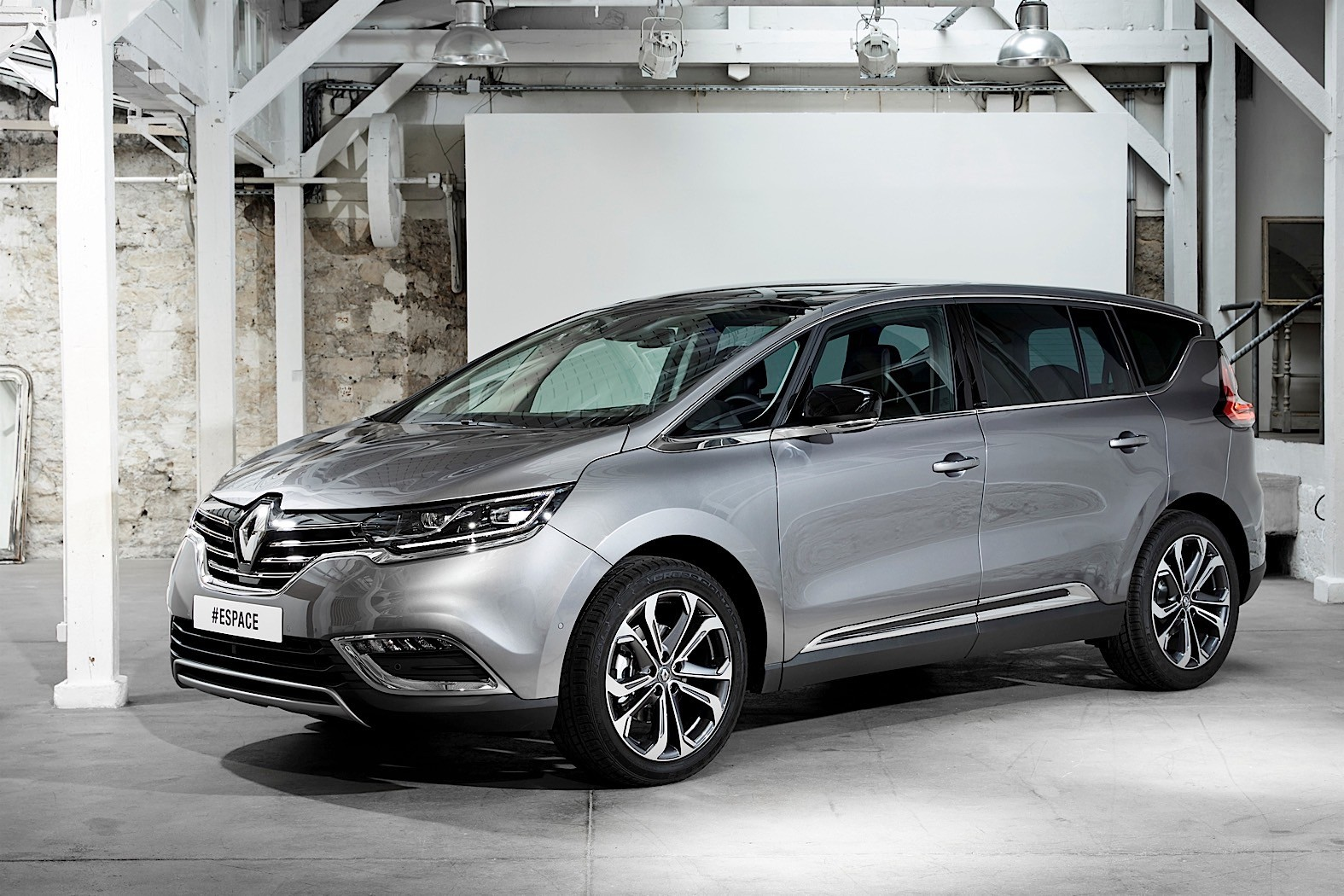 2016 renault espace review autoevolution. Black Bedroom Furniture Sets. Home Design Ideas