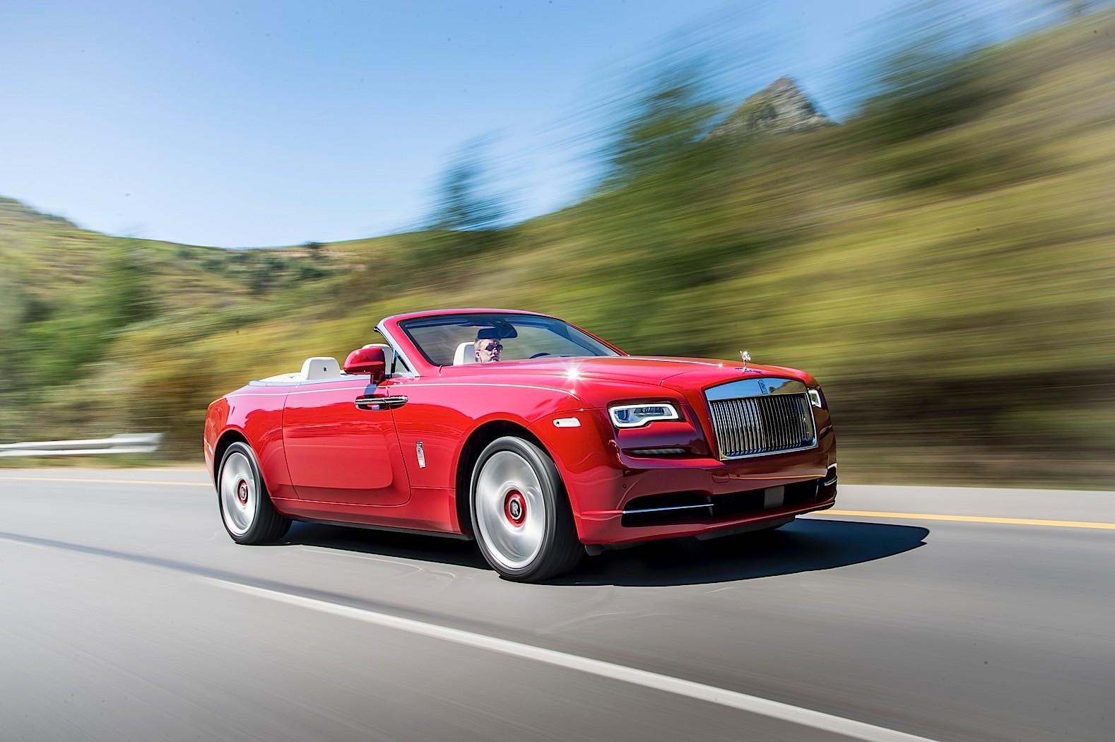2017 Rolls-Royce Dawn Review - autoevolution