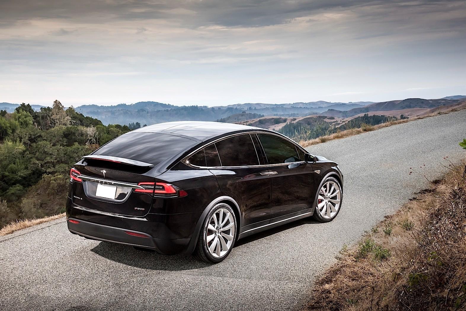 2016 Tesla Model X Review Autoevolution