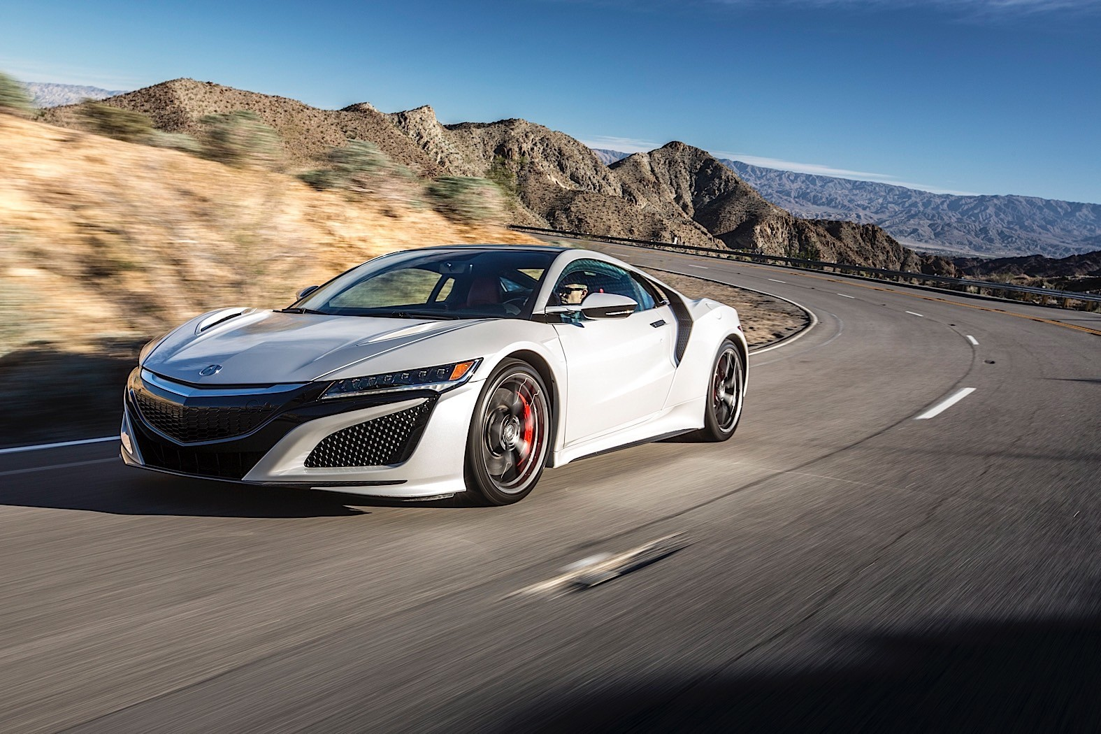 2017 acura nsx review autoevolution. Black Bedroom Furniture Sets. Home Design Ideas