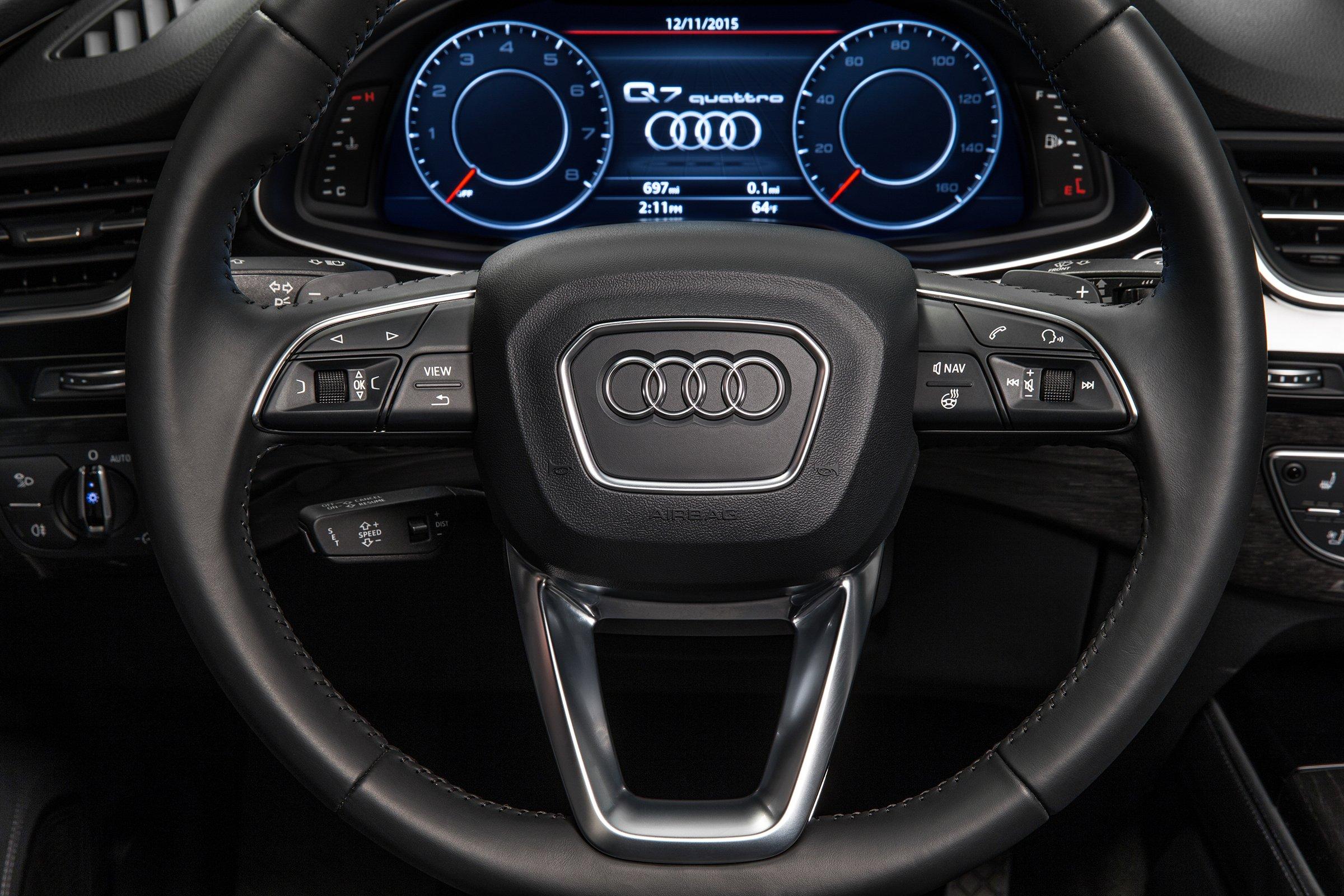 2017 Audi Q7 Review - autoevolution