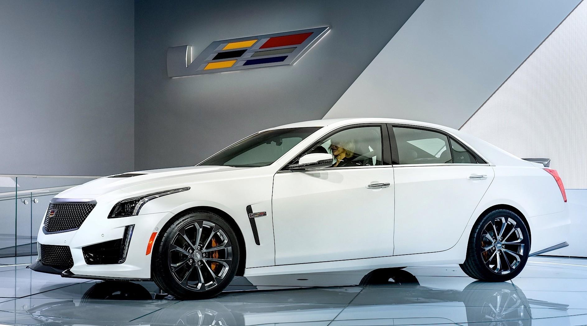 2017 Cadillac Cts V Review Autoevolution