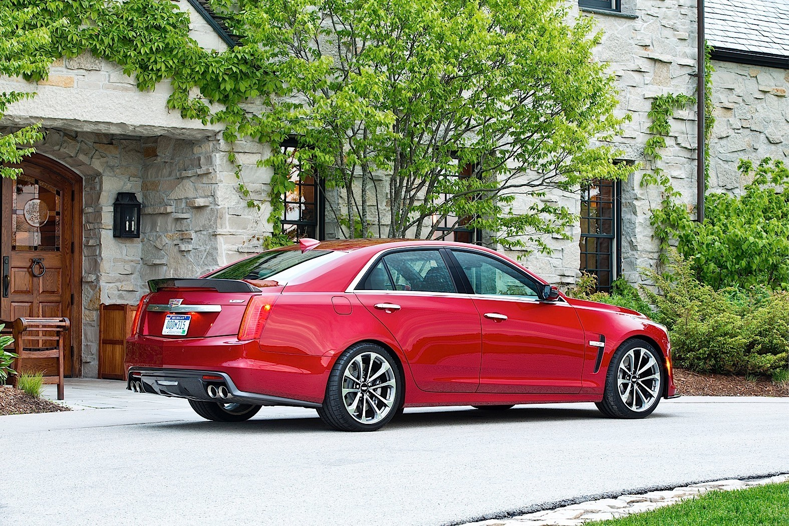2017 Cadillac Cts V Review Autoevolution