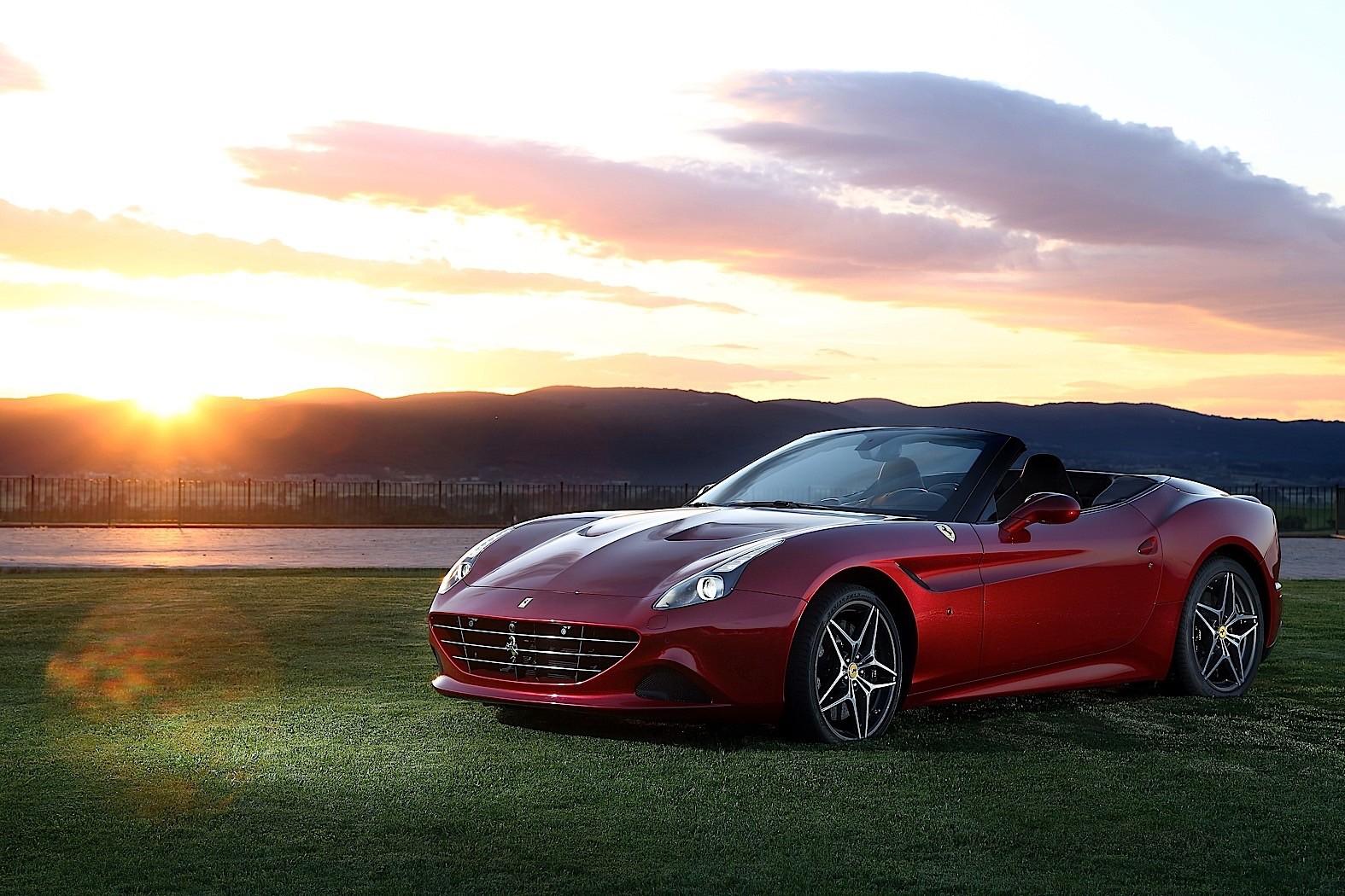 2017 Ferrari California T Review Autoevolution