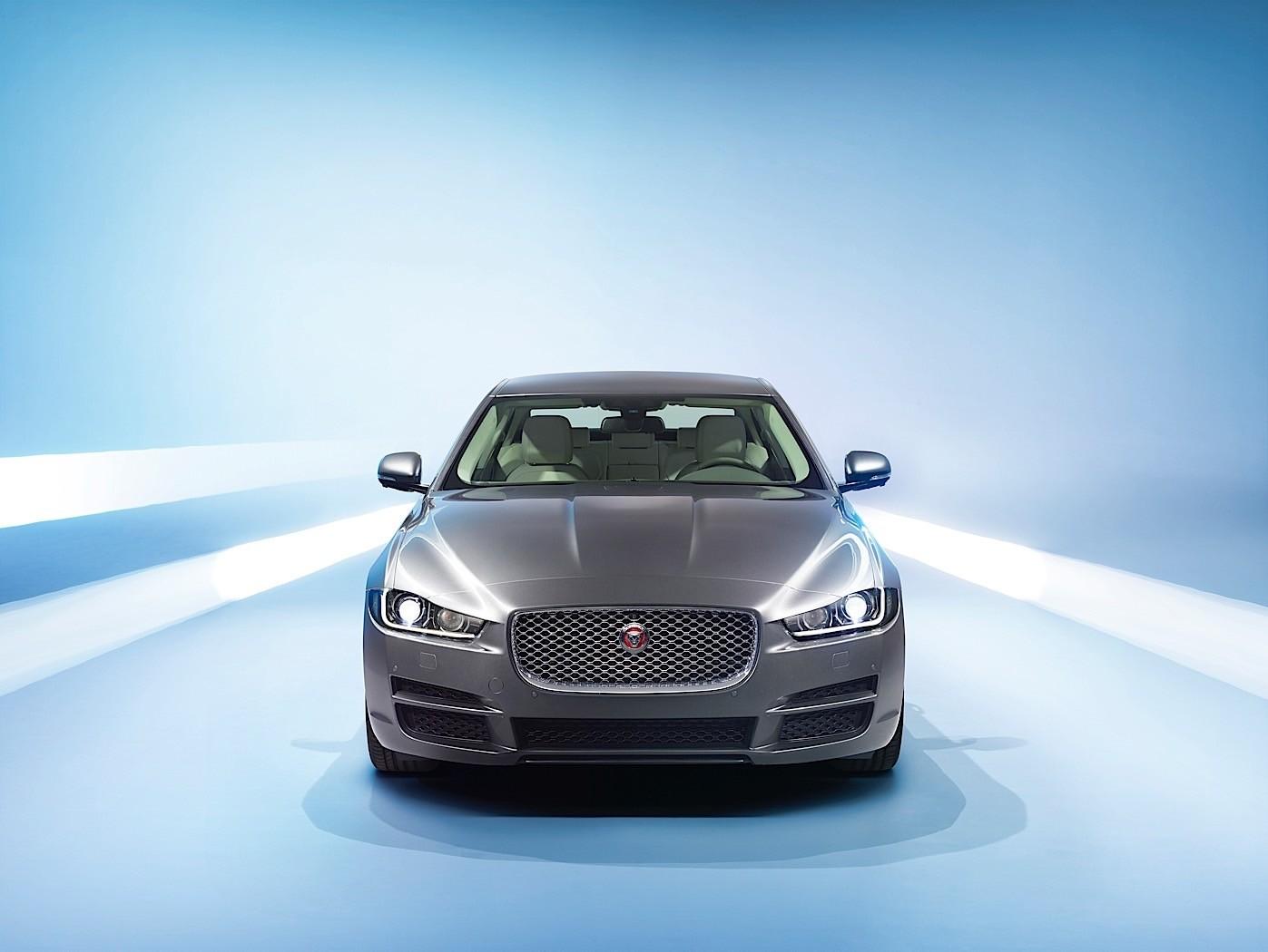 Awesome 2017 Jaguar XE Review  Autoevolution