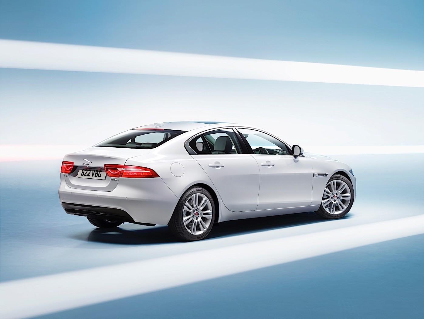 Executive Auto Sales >> 2017 Jaguar XE Review - autoevolution