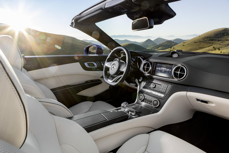 2017 Mercedes-Benz SL Review - autoevolution