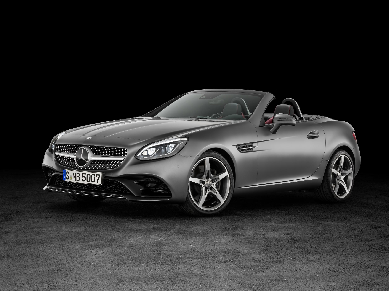 2017 mercedes benz slc review autoevolution for 2017 mercedes benz slc