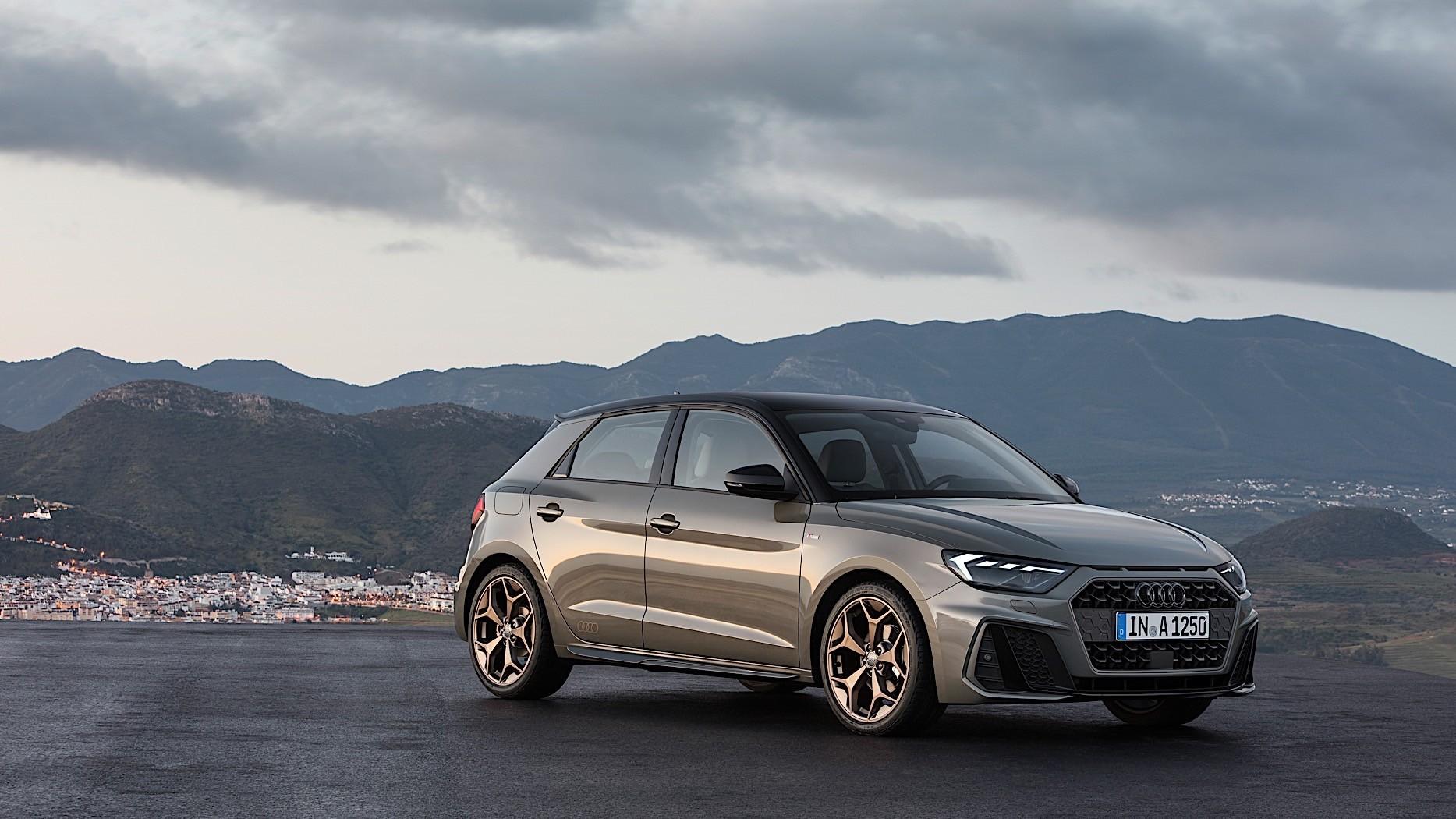 2019 Audi A1 Sportback Review - autoevolution