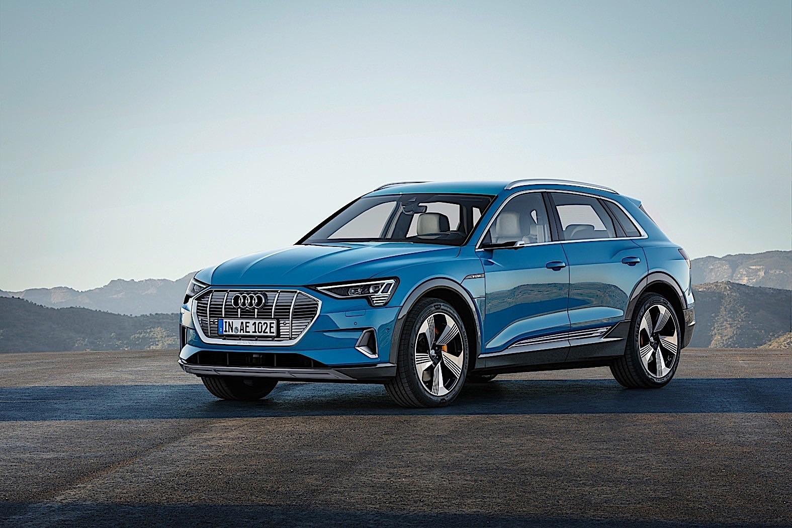 2019 Audi e-tron Review - autoevolution