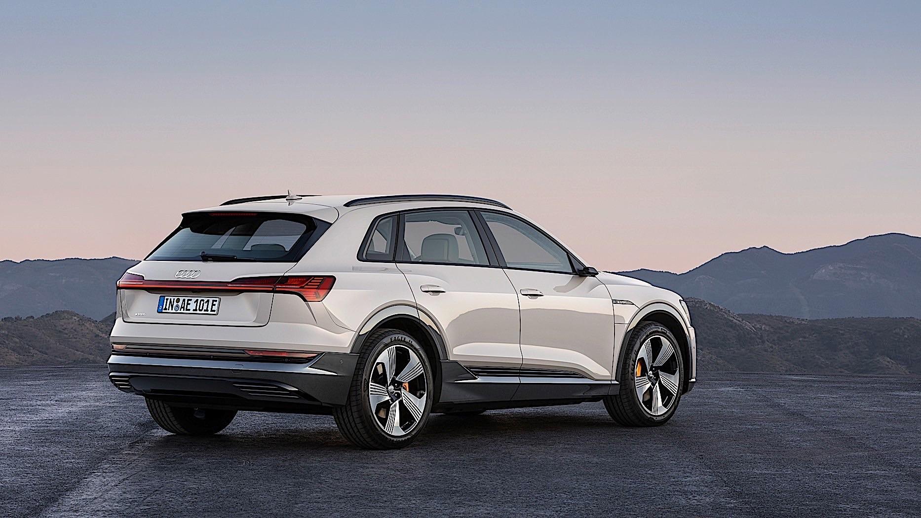 Audi San Francisco >> 2019 Audi e-tron Review - autoevolution