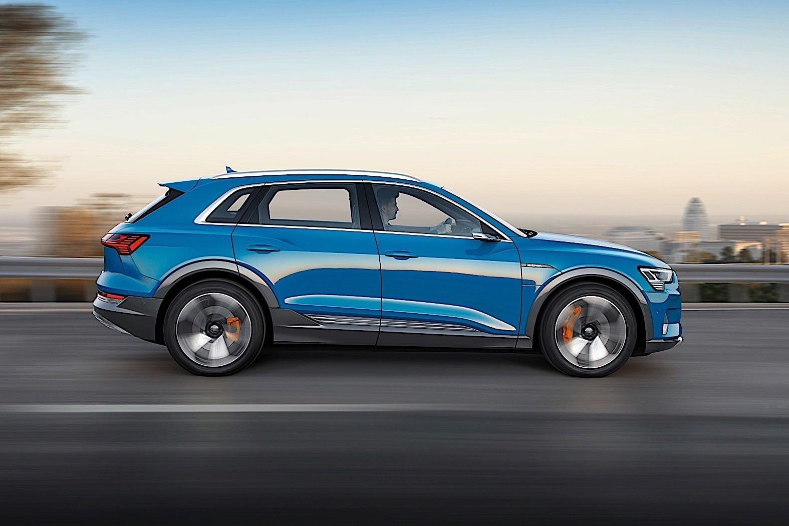 2019 Audi E Tron Review Autoevolution
