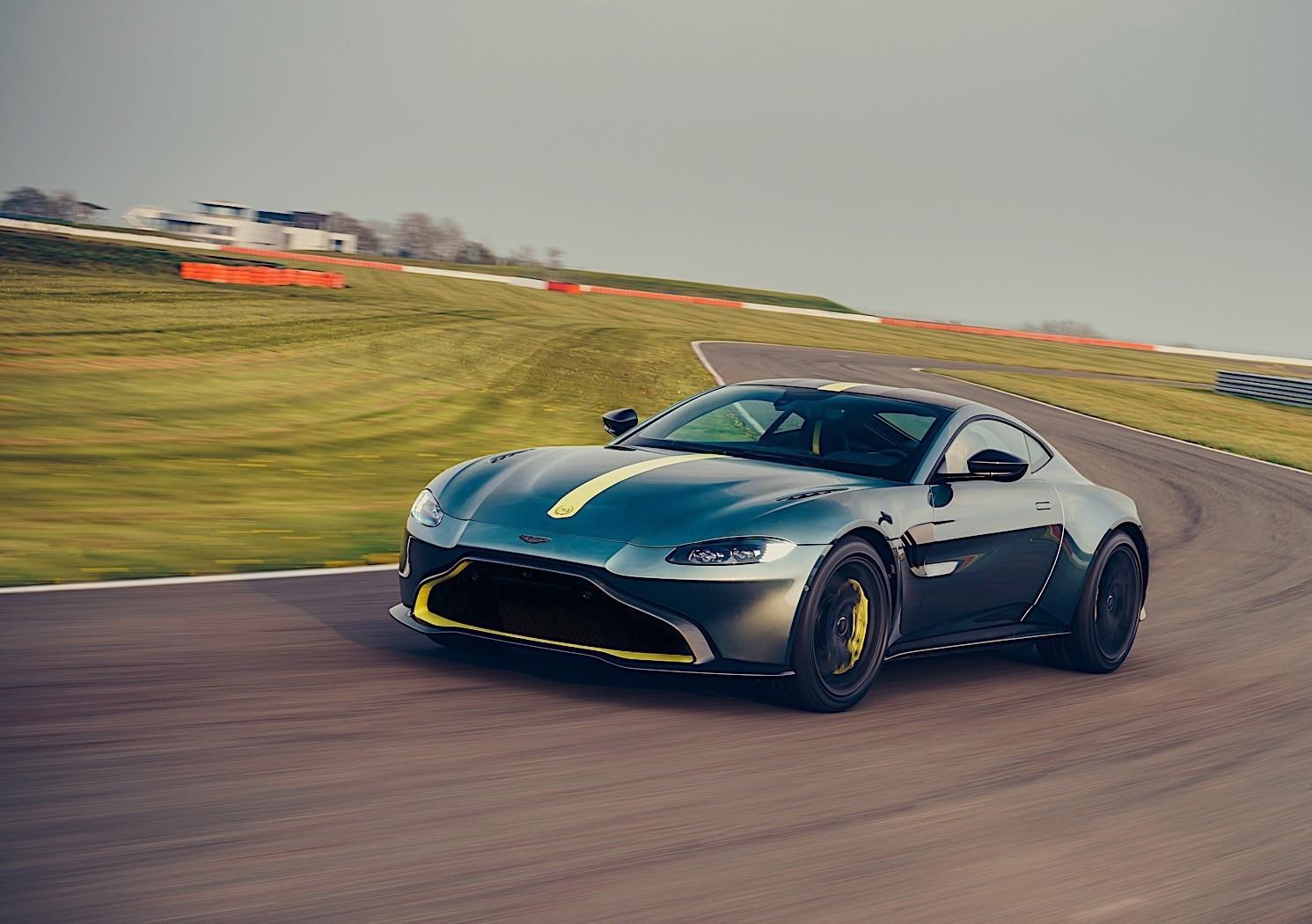 2020 Aston Martin Vantage Amr Review Autoevolution