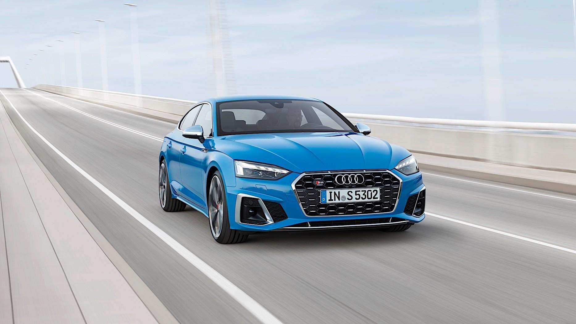 2020 Audi A5 Review.2020 Audi A5 Review Autoevolution