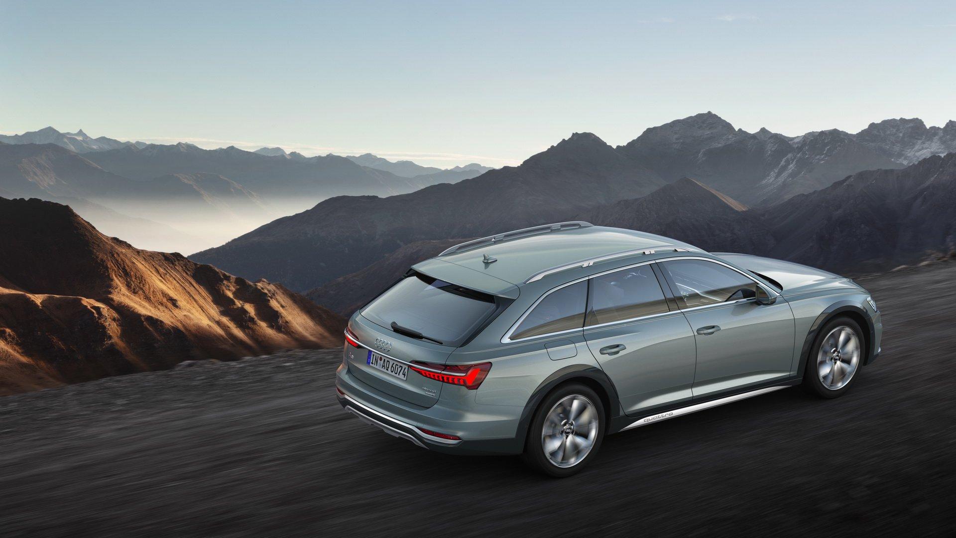 2020 Audi A6 allroad quattro Review - autoevolution