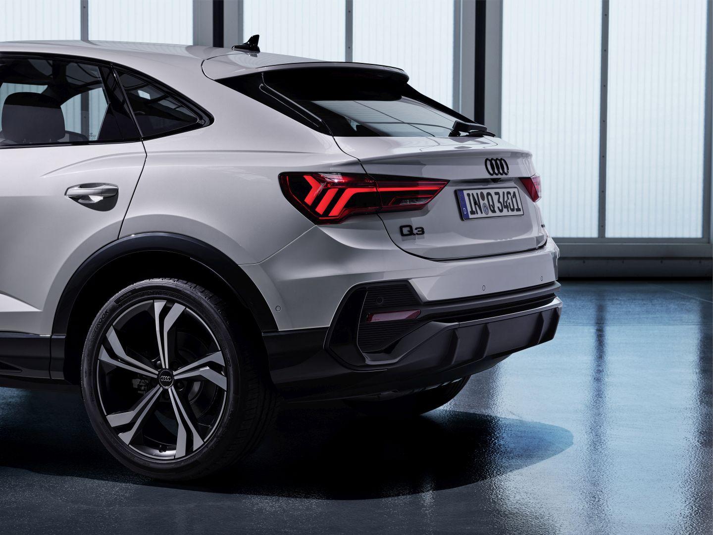 2020 Audi Q3 Sportback Review Autoevolution