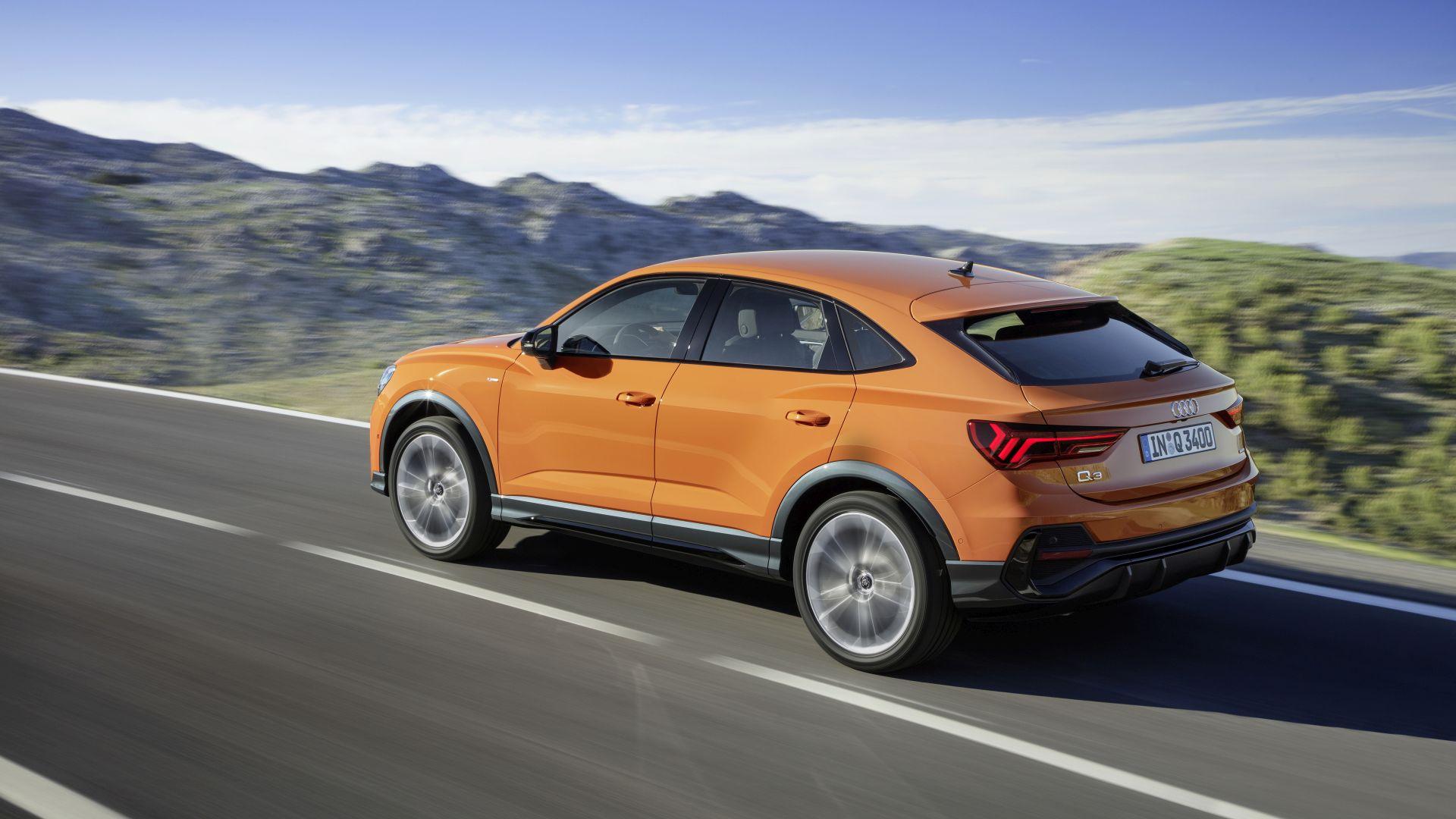 2020 Audi Q3 Sportback Review - autoevolution