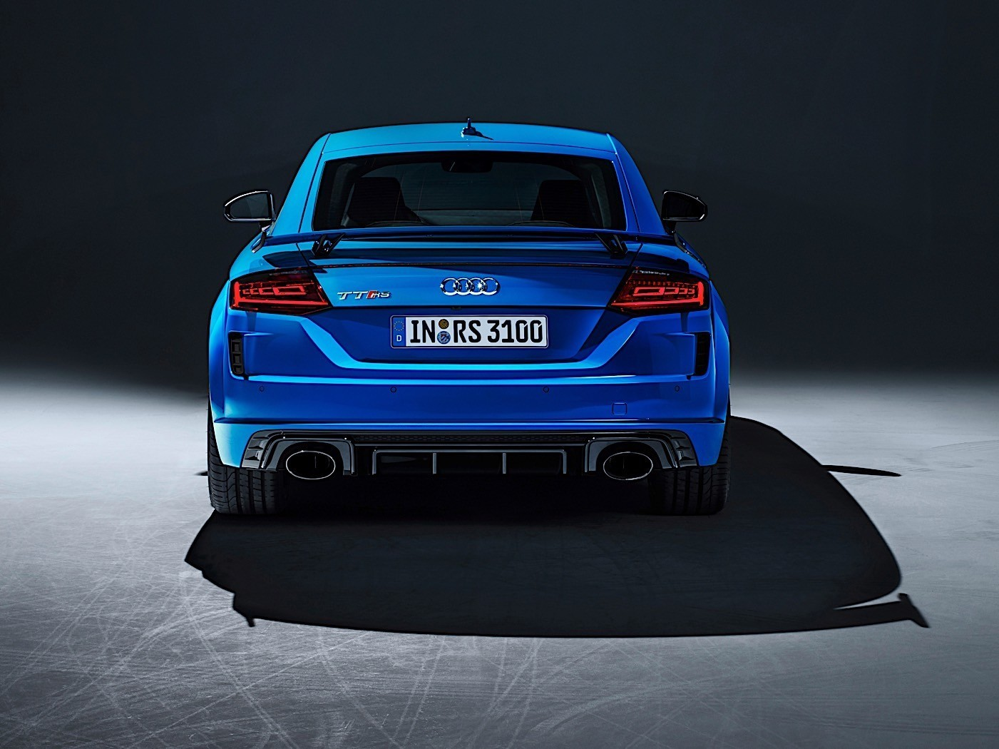 2020 Audi TT RS Review - autoevolution