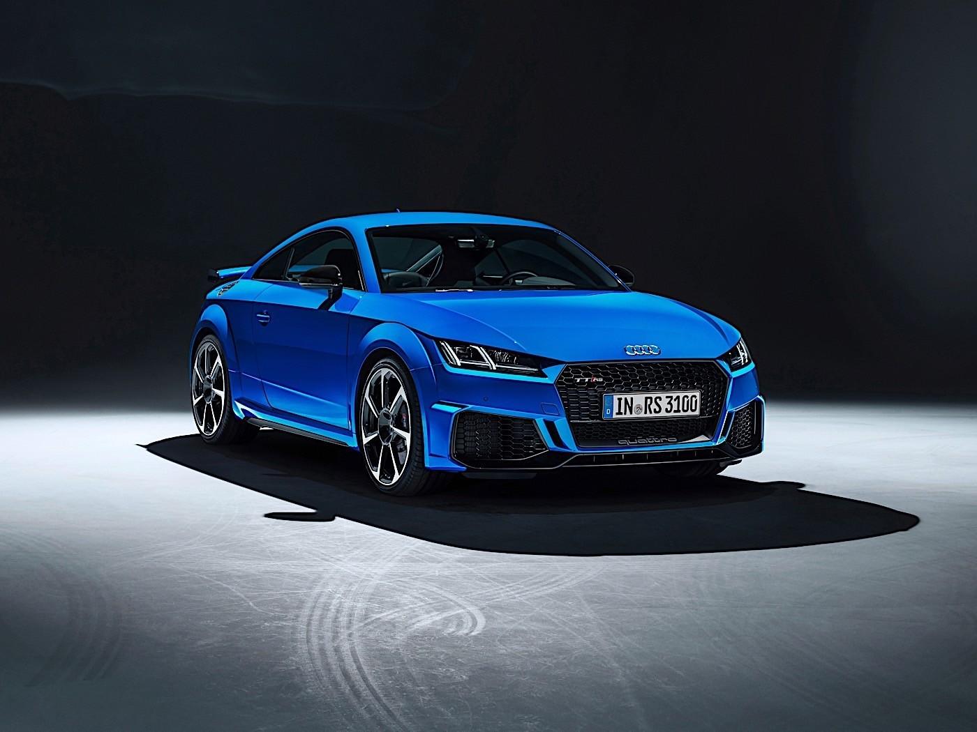 2020 Audi TT RS Review - autoevolution